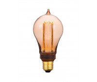HIPER LED VEIN A70T 4.5W 300Lm E27 1800K Amber 3-STEP dimmable