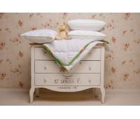 """Одеяло всесезонное для детей с бамбуком в хлопковом чехле """"Бамбуковый медвежонок"""" 100х150"""
