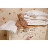 Одеяло подушки наматрасники для детей