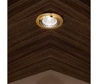 Точечный светильник VE VE 865 gold
