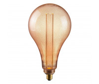 HIPER LED VEIN A165D 4W 250Lm E27 2000/3000/4000K Amber