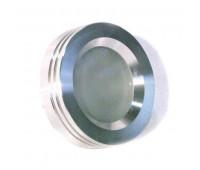 Точечный светильник Spot 030 Q crome mat