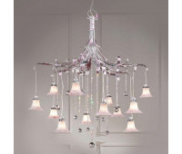 Подвесная люстра Cristallo Luxury L7685/6 dec 095