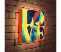 Лайтбокс LOVE 1 35-35-d-041