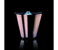 Офисная настольная лампа Multipot Multipot pink gold