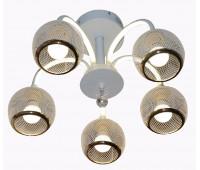 Люстра HIPER H017-5 COMBI 5*E27*60Вт+LED WHITE