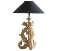 Интерьерная настольная лампа Lampada DB002011