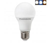 THOMSON LED A60 11W 900Lm E27 3000K/6500K/4000K 3-STEP CCT