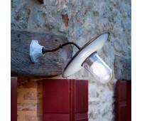 Настенный фонарь уличный AL SOLE 3000/CV