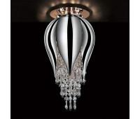 Потолочный светильник Bouquet 5200/6+3S Chrome Sw
