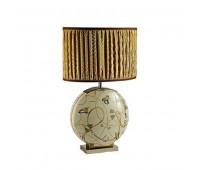 Интерьерная настольная лампа HERMITAGE CREAM 151832G N49