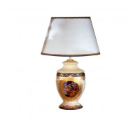 Интерьерная настольная лампа BYBLOS 49425G B99