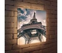 Лайтбокс Эйфелева башня 45-45-d-023