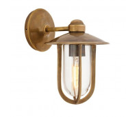 Настенный фонарь уличный Lamp Wall Seg Harbour 108589